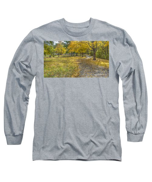 Walk In The Park @ Sharon Woods Long Sleeve T-Shirt