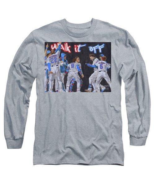 Walk It Off Long Sleeve T-Shirt