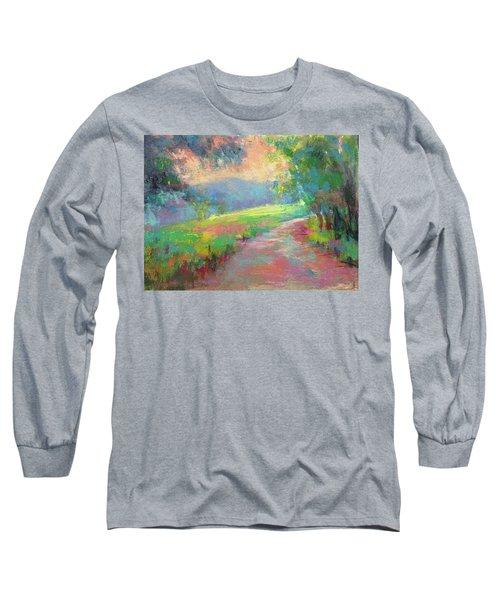 Walking By Faith Long Sleeve T-Shirt