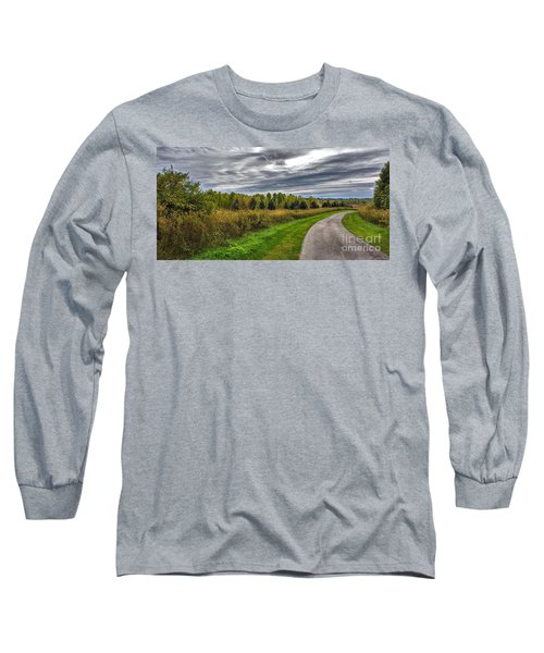 Walnut Woods Pathway - 2 Long Sleeve T-Shirt