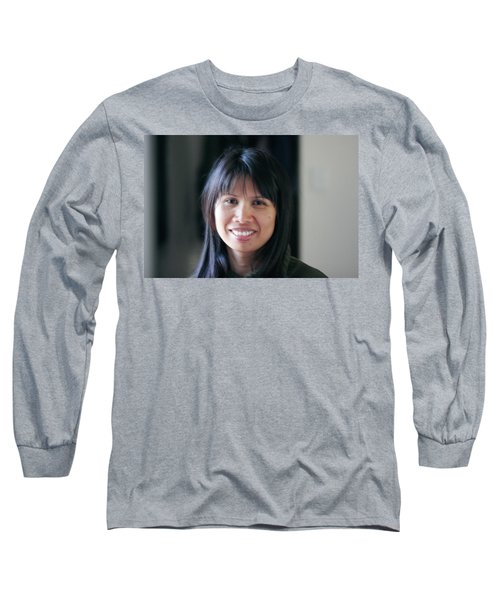 Waree's Lovely Smile Long Sleeve T-Shirt
