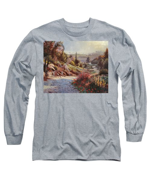 We Will Walk In His Paths 2 Long Sleeve T-Shirt