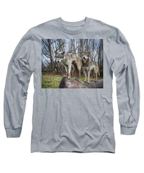 Well Hello Long Sleeve T-Shirt