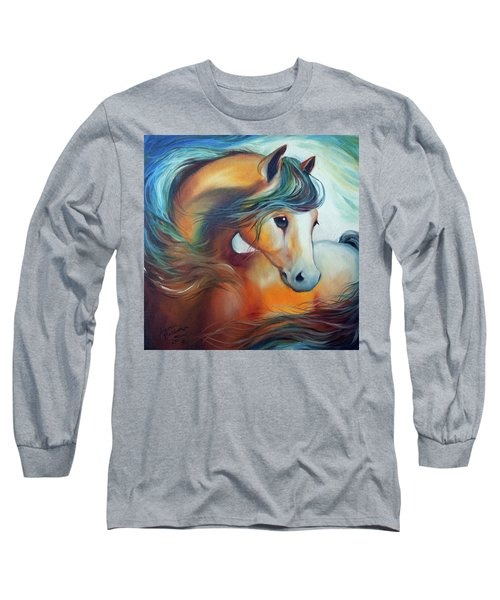 Wendy My Horse Long Sleeve T-Shirt