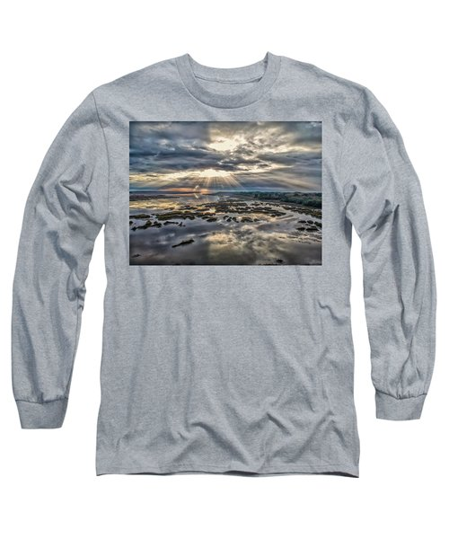 Whale Branch - Angel Rays Long Sleeve T-Shirt
