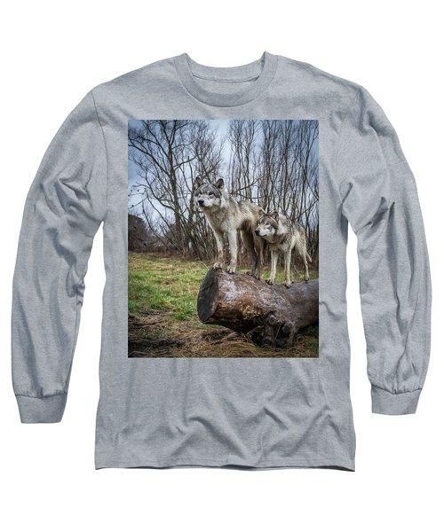 What Ya Looking At Long Sleeve T-Shirt