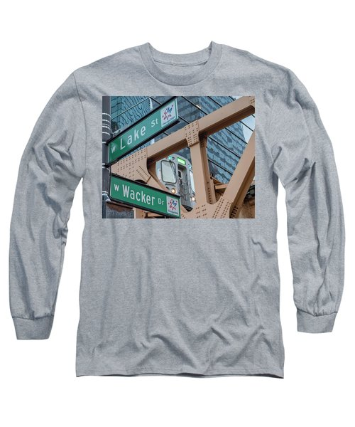 Where Are You Long Sleeve T-Shirt