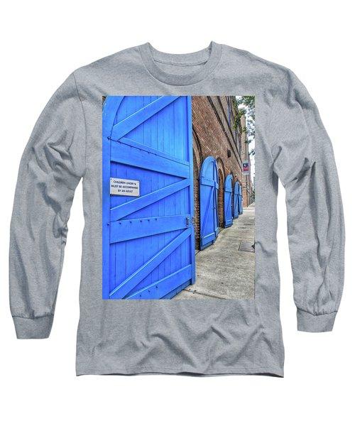Which Blue Door Long Sleeve T-Shirt