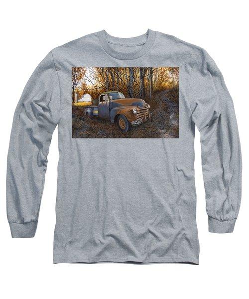 Whiskey Run Long Sleeve T-Shirt