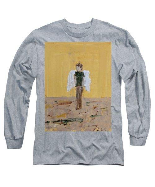 Whistling Angel Long Sleeve T-Shirt