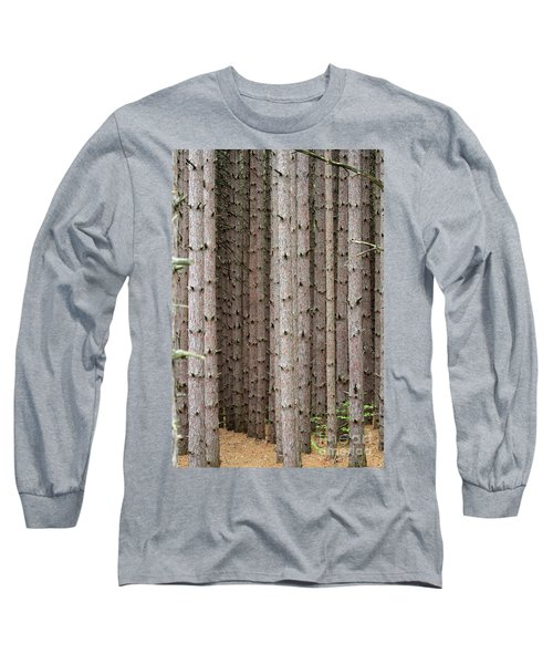 White Pines Long Sleeve T-Shirt