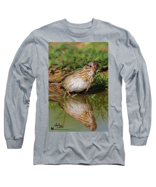 Who's There? Long Sleeve T-Shirt