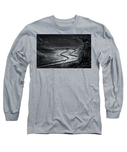 Winding Road Ahead Long Sleeve T-Shirt