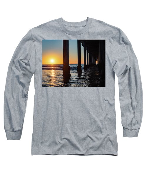 Window Under Scripps Long Sleeve T-Shirt