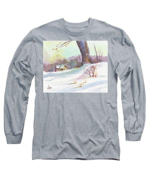 Winter Break Long Sleeve T-Shirt