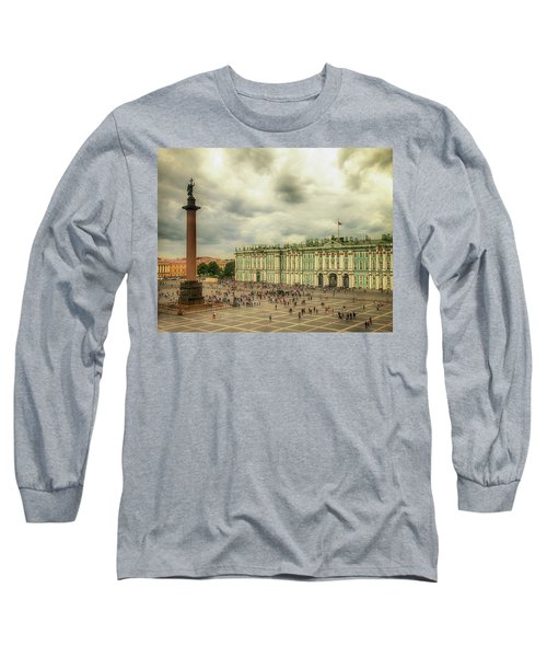 Winter Palace Long Sleeve T-Shirt