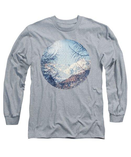 Winter Peaks Long Sleeve T-Shirt
