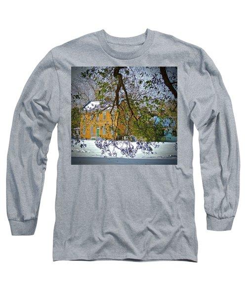 Winter Green Long Sleeve T-Shirt