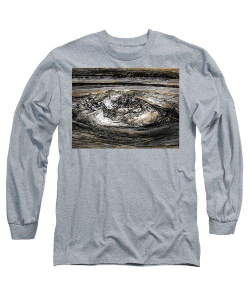 Wood Skine Long Sleeve T-Shirt