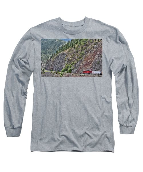 Work Tracks Long Sleeve T-Shirt