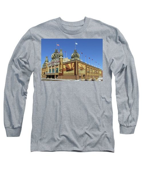 Worlds Only Corn Palace 2018-19 Long Sleeve T-Shirt