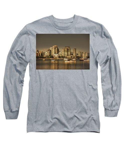 Yaletown Golden Hour Long Sleeve T-Shirt