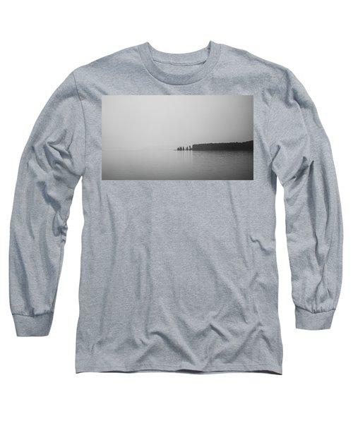 Quiet Moment Long Sleeve T-Shirt