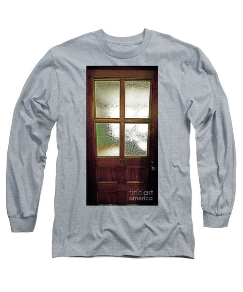 Yerkes Observatory Williams Bay Door 13 Jele3503 Long Sleeve T-Shirt