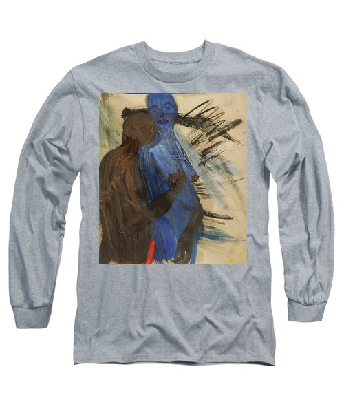 Zeus And His Thunderbolt Long Sleeve T-Shirt