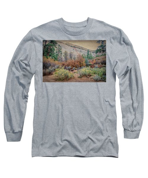 Zions Garden Long Sleeve T-Shirt
