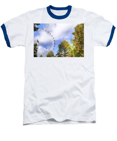 London Baseball T-Shirt by Joana Kruse
