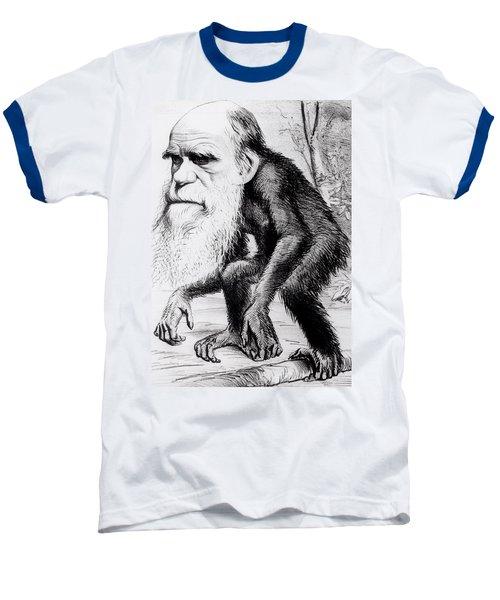 A Venerable Orang Outang Baseball T-Shirt by English School