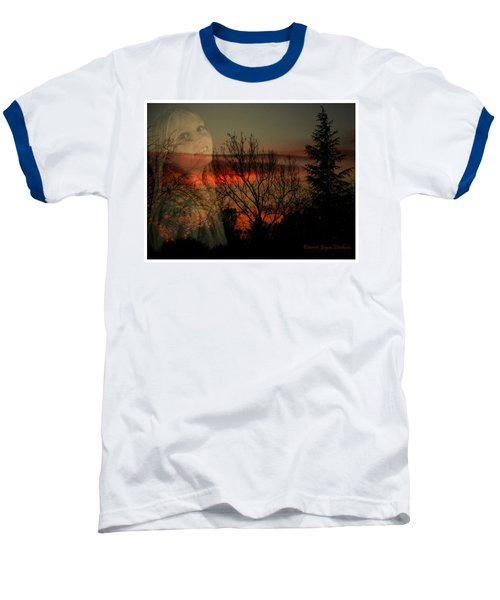 Baseball T-Shirt featuring the photograph Celebrate Life by Joyce Dickens