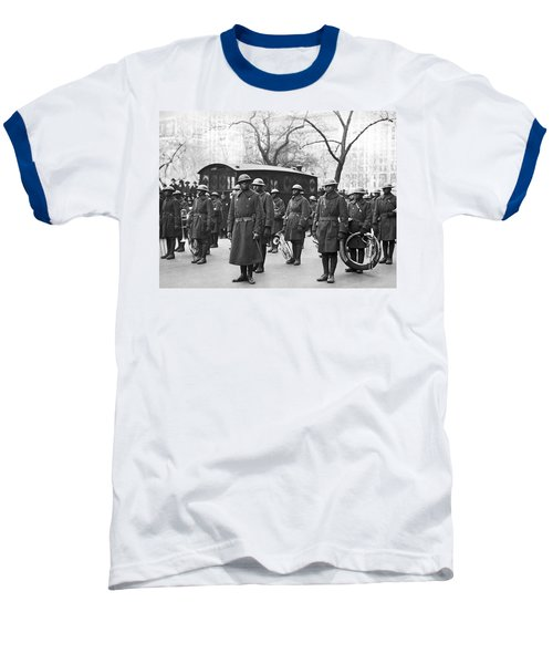 Lt. James Reese Europe's Band Baseball T-Shirt by Underwood Archives