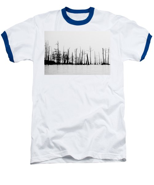 Baseball T-Shirt featuring the photograph Pass Manchac by Charlotte Schafer