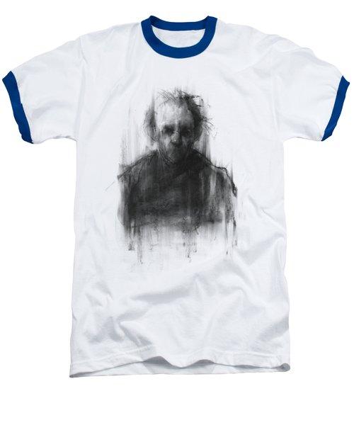 Simple Man Baseball T-Shirt by Bruno M Carlos