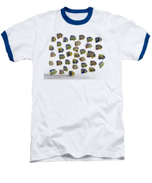 Angels Baseball T-Shirt by Betsy Knapp