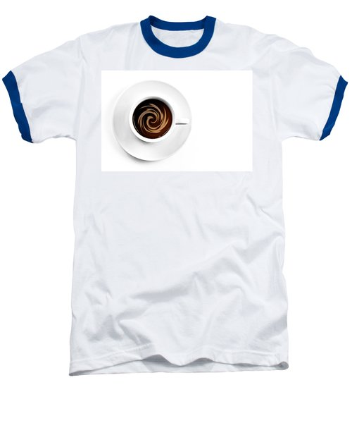 Baseball T-Shirt featuring the photograph Coffee And Cream by Gert Lavsen