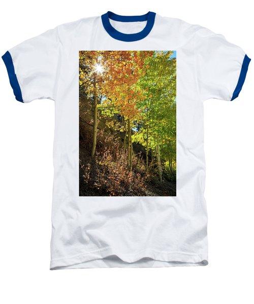 Baseball T-Shirt featuring the photograph Crisp by David Chandler