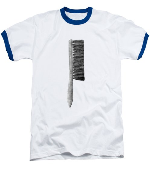 Drafting Brush Baseball T-Shirt by YoPedro