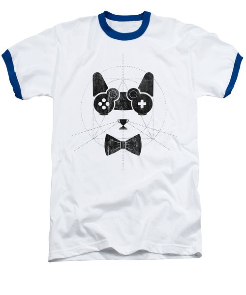 Gameow Baseball T-Shirt by Mustafa Akgul
