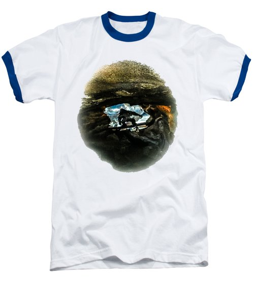 I Seen The Yeti Baseball T-Shirt by Gary Keesler