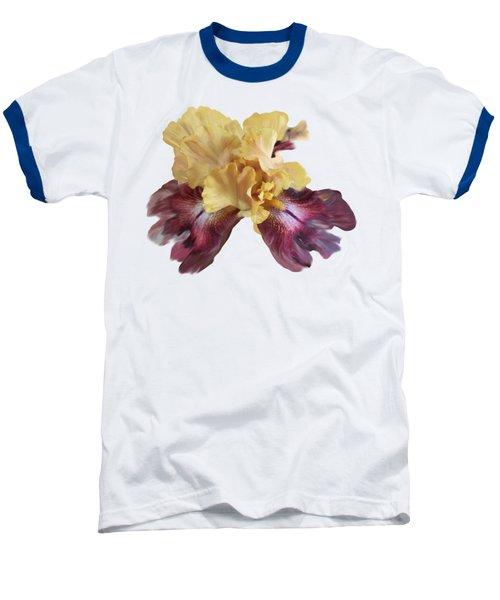 Iris T Shirt Baseball T-Shirt by Nancy Pauling