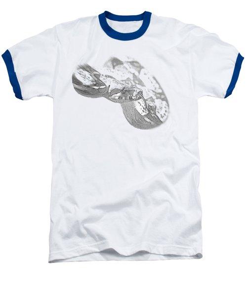 Jasmin Baseball T-Shirt by David Andersen