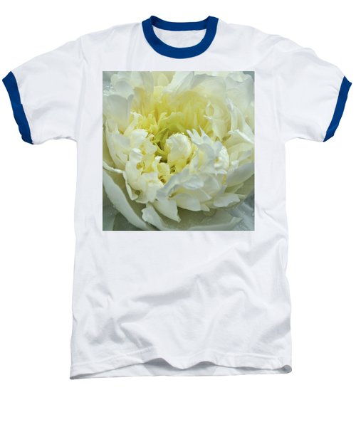 Baseball T-Shirt featuring the photograph Lovely Peony by Sandy Keeton