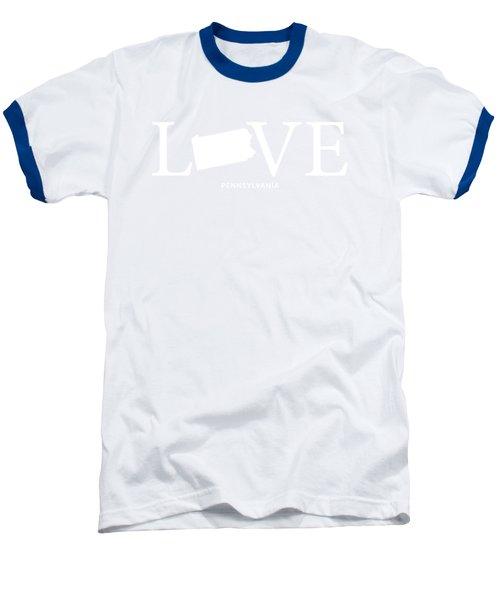 Pa Love Baseball T-Shirt by Nancy Ingersoll