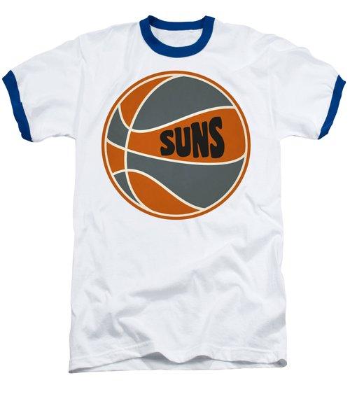 Phoenix Suns Retro Shirt Baseball T-Shirt by Joe Hamilton