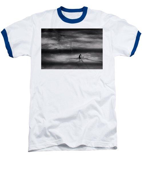 Baseball T-Shirt featuring the photograph Til Spring by Mark Fuller