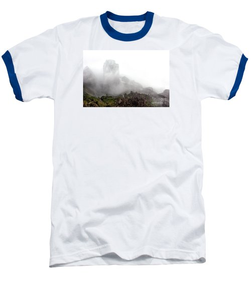 Baseball T-Shirt featuring the photograph Watch The Clouds Roll By by Dana DiPasquale