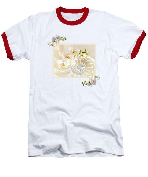Natural Fusion Baseball T-Shirt by Gill Billington